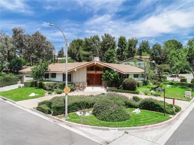 Los Angeles County Single Family Home For Sale: 10401 Wystone Avenue