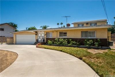 Encino Single Family Home For Sale: 17920 Calvert Street