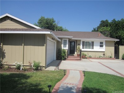 West Hills Single Family Home For Sale: 6611 Bobbyboyar Avenue