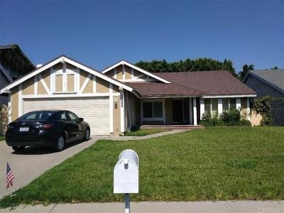Canoga Park Single Family Home For Sale: 7626 West Rudnick Avenue
