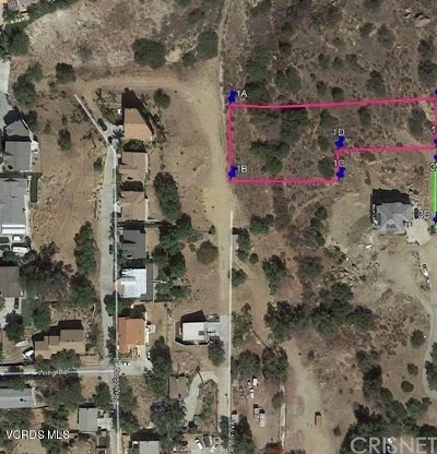 Chatsworth Residential Lots & Land For Sale: Rollins Road