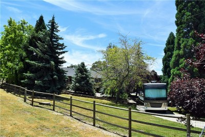 Tehachapi Single Family Home For Sale: 24581 Willow Pass Drive