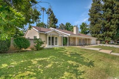 Los Angeles County Single Family Home For Sale: 20325 Hiawatha Street