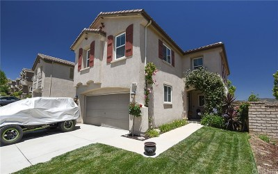 Los Angeles County Single Family Home For Sale: 20023 Christopher Lane