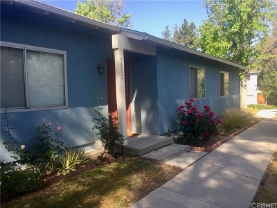 Agoura Hills Condo/Townhouse Active Under Contract: 5332 Lake Lindero Drive