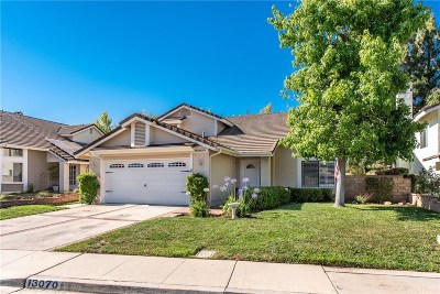 Moorpark Single Family Home For Sale: 13070 View Mesa Street