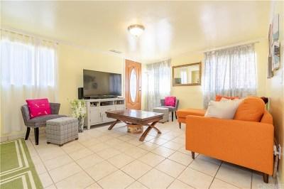 Tujunga Single Family Home For Sale: 6816 Haywood Street