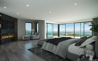 Studio City Single Family Home For Sale: 3523 Wrightwood Court