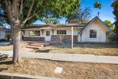 West Hills Single Family Home For Sale: 24154 Kittridge Street
