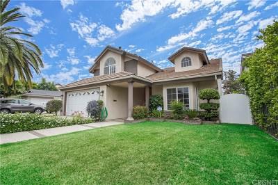 Sherman Oaks Single Family Home For Sale: 14631 Addison Street