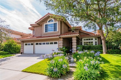 Calabasas CA Single Family Home For Sale: $1,649,000