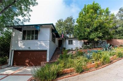 Glendale Single Family Home For Sale: 1734 Royal Boulevard