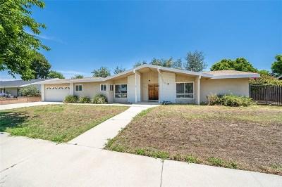 Northridge Single Family Home Active Under Contract: 10206 Genesta Avenue