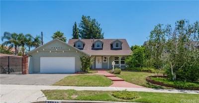 Granada Hills Single Family Home For Sale: 11610 Babbitt Avenue