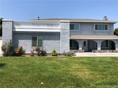 Simi Valley Single Family Home For Sale: 2549 East Alden Street