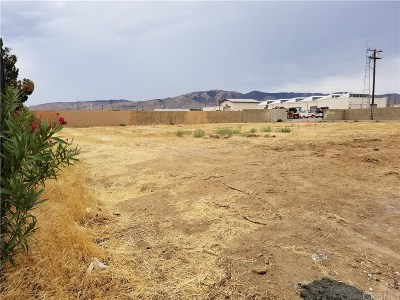 Palmdale Residential Lots & Land For Sale: Vac/Cor 9th Ste/Ave Q12