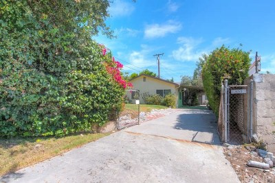 La Crescenta Single Family Home For Sale: 4712 Pennsylvania Avenue