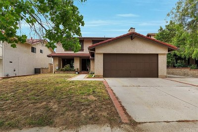 Sylmar Single Family Home For Sale: 14029 Wagon Mound Road