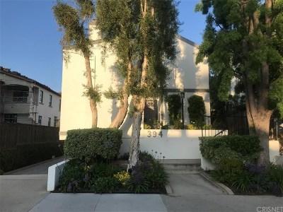 Pasadena Condo/Townhouse For Sale: 394 South Los Robles Avenue #7