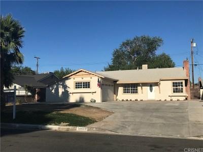 Palmdale Single Family Home For Sale: 38523 Sumac Avenue