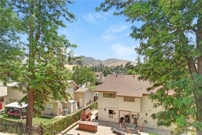 Agoura Hills Single Family Home Active Under Contract: 5873 Dovetail Drive