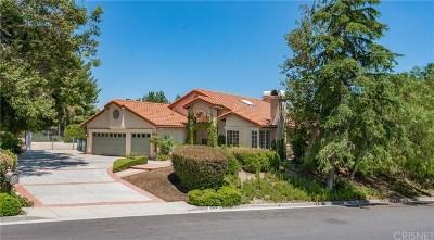 Granada Hills Single Family Home For Sale: 12806 Louise Avenue