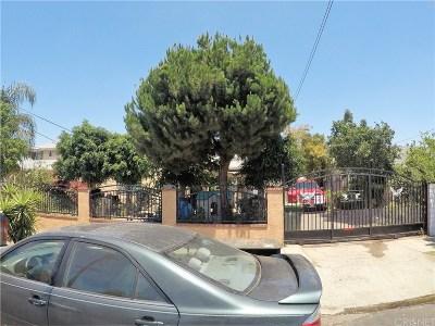 Arleta Single Family Home For Sale: 10142 Bartee Avenue