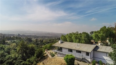 Sylmar Single Family Home For Sale: 11852 West Trail
