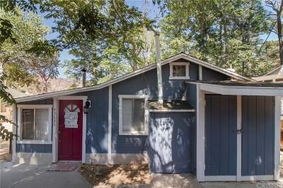 Lake Hughes Single Family Home For Sale: 43695 Trail E East