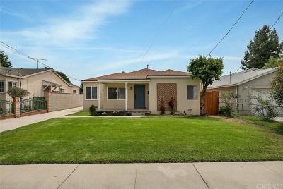Reseda Single Family Home For Sale: 7448 Etiwanda Avenue