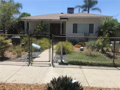 Pacoima Single Family Home For Sale: 13100 Pinney Street