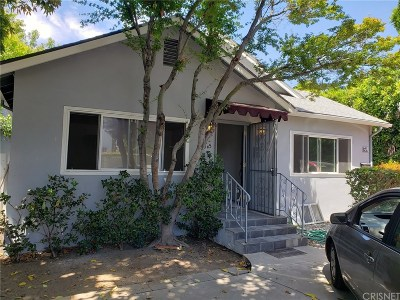 West Hollywood Rental For Rent: 1047 North Crescent Heights Boulevard