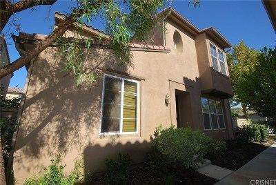 Castaic Single Family Home Active Under Contract: 31782 Paseo Del Caliente