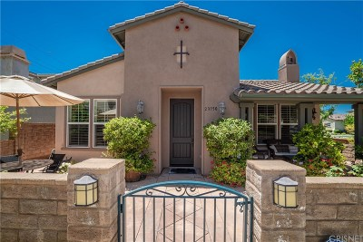 Valencia Single Family Home For Sale: 23750 Forest View Court