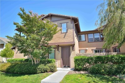 Oxnard Condo/Townhouse For Sale: 3268 London Lane