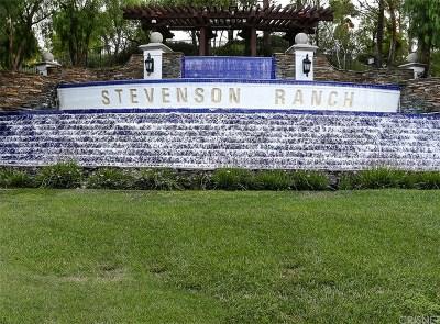 Stevenson Ranch Condo/Townhouse For Sale: 25124 Steinbeck Avenue #F