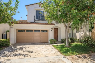 Moorpark Single Family Home For Sale: 11864 San Felice Court