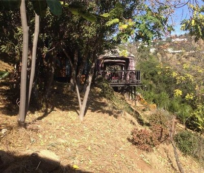 Hollywood Hills Residential Lots & Land For Sale: 8164 Gould Avenue