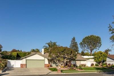 Thousand Oaks Single Family Home For Sale: 3068 Potter Avenue