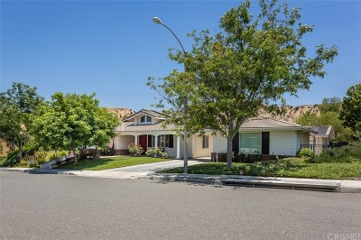 Saugus Single Family Home For Sale: 28824 Silkwood Court