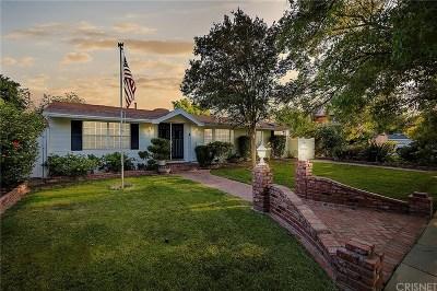 Northridge Single Family Home For Sale: 17336 Keswick Street