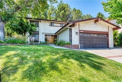 West Hills Single Family Home For Sale: 23648 Sandalwood Street