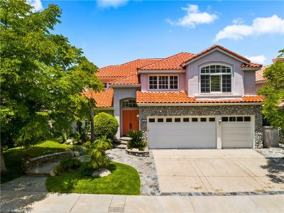 Calabasas CA Single Family Home For Sale: $1,799,000