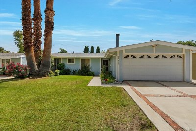 Canyon Country Single Family Home For Sale: 27342 Dewdrop Avenue
