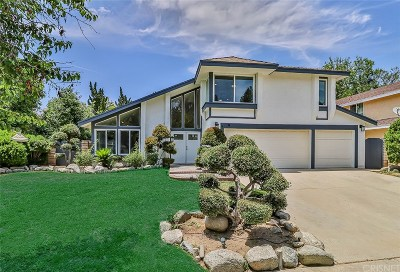 West Hills Single Family Home For Sale: 7647 Quimby Avenue