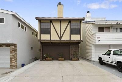 Oxnard Single Family Home For Sale: 221 Cahuenga Drive