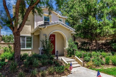 Santa Clarita, Canyon Country, Newhall, Saugus, Valencia, Castaic, Stevenson Ranch, Val Verde Single Family Home For Sale: 27398 Dearborn Drive
