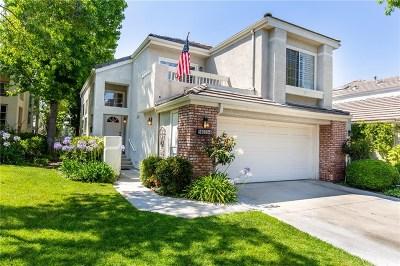 Valencia Condo/Townhouse For Sale: 24626 Brighton Drive #A