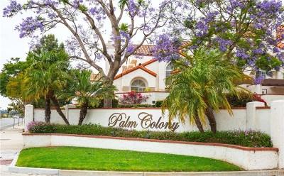 Camarillo Condo/Townhouse For Sale: 205 Camino Toluca