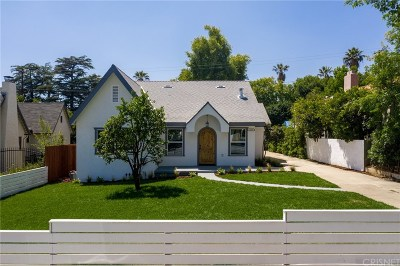 Altadena Single Family Home For Sale: 2335 Garfield Avenue